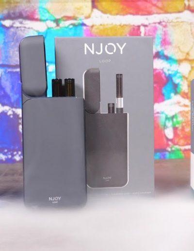 NJOY Vape Kit FNSCIG