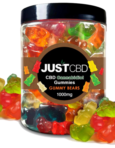 JUST CBD Cannabidiol Gummies